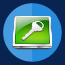 computer access icon